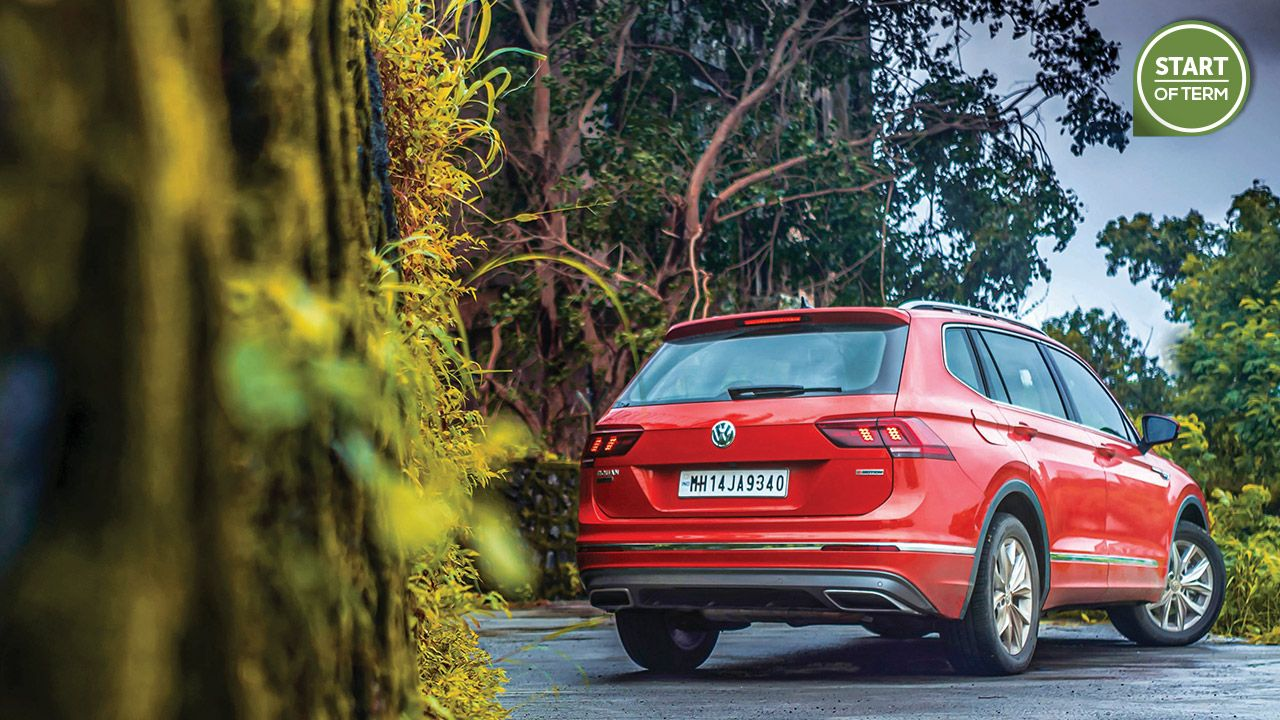 Volkswagen Tiguan All Space Long Term Report February 2021