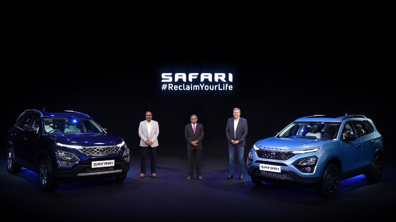 All New Tata Safari Launched In India