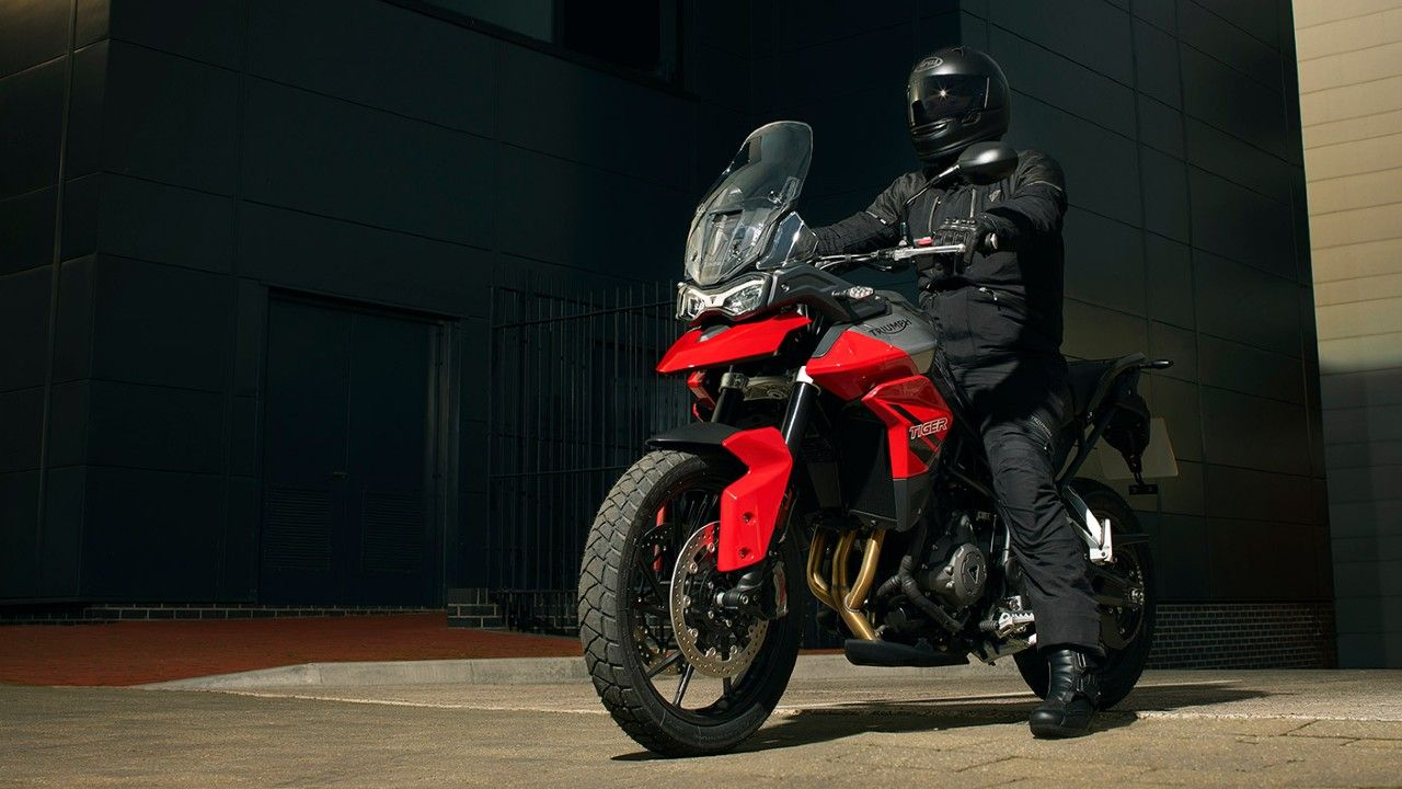 Triumph Tiger 850 Sport India Launched