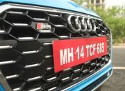 2021 Audi S5 Sportback grille