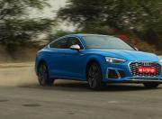 2021 Audi S5 Sportback handling