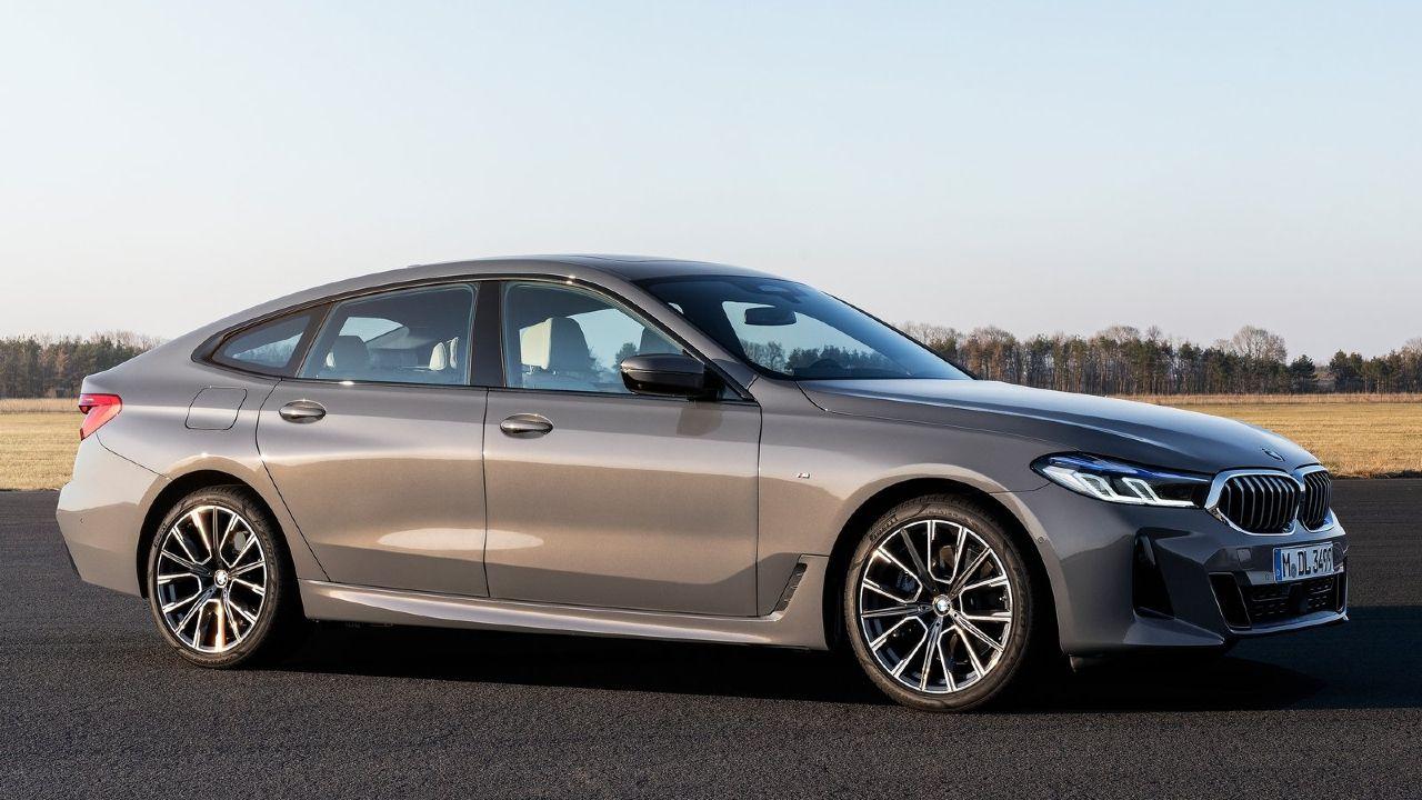 2021 BMW 6 GT