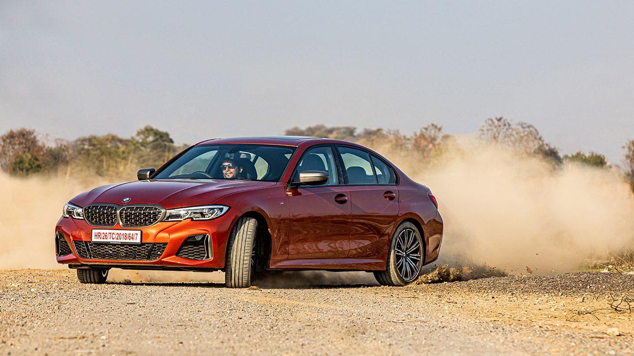 2021 BMW M340i xDrive review India jpg