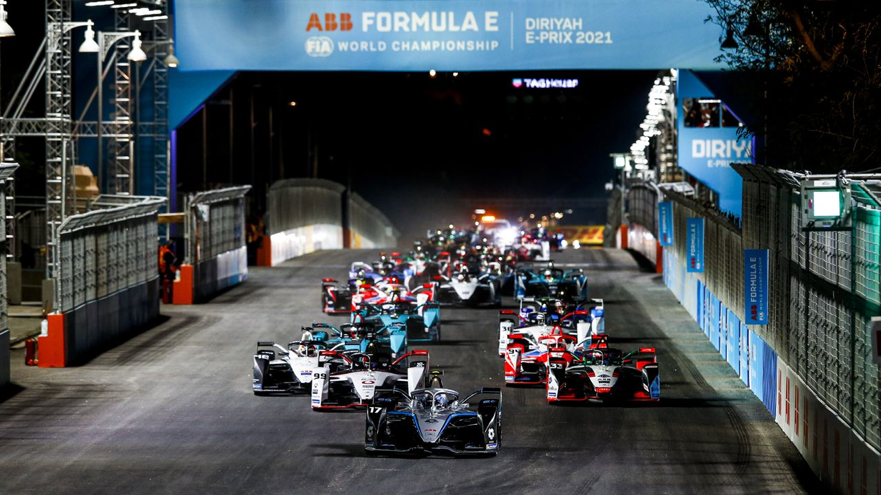 2021 Formula E Diriyah EPrix