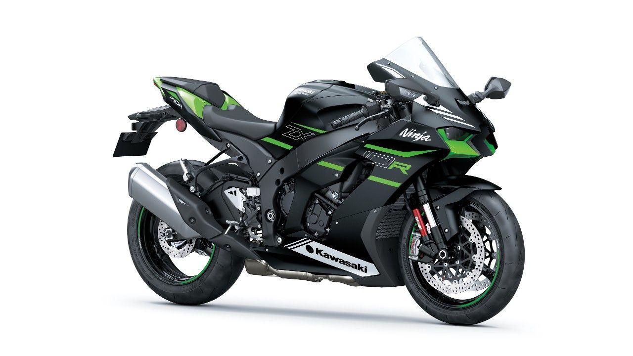 2021 Kawasaki Ninja ZX 10R