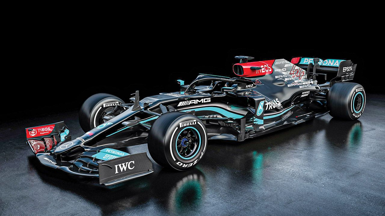 2021 Mercedes AMG F1 W12 E Performance