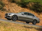 2021 Mercedes Benz E Class design side