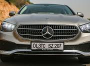 2021 Mercedes Benz E Class grille