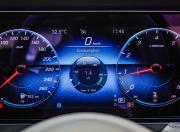 2021 Mercedes Benz E Class instrument cluster