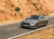 2021 Mercedes Benz E Class ride quality