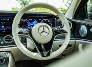 2021 Mercedes Benz E Class steering