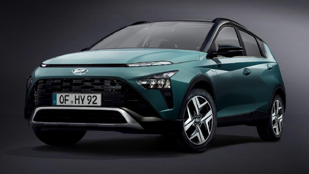 2022 Hyundai Bayon International Model