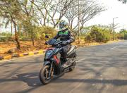 Ather 450X Front Quarter Motion