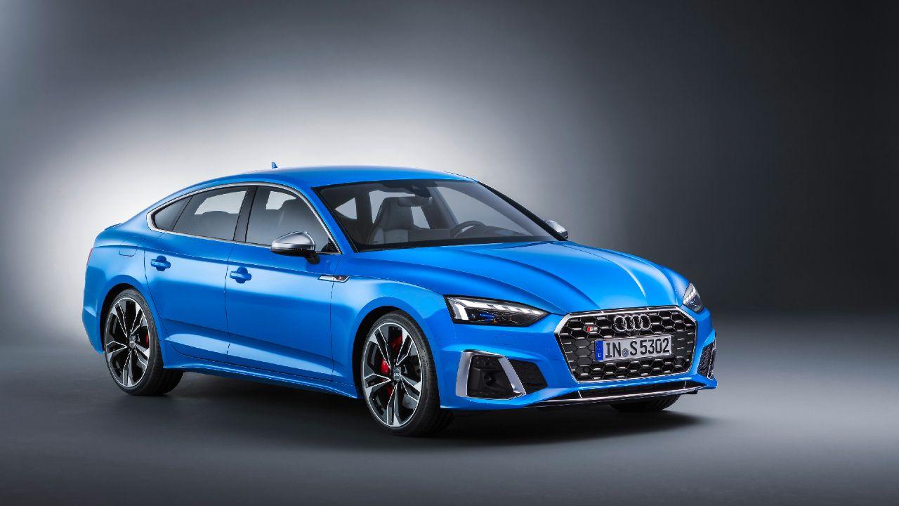 Audi S5 Sport Back 2021