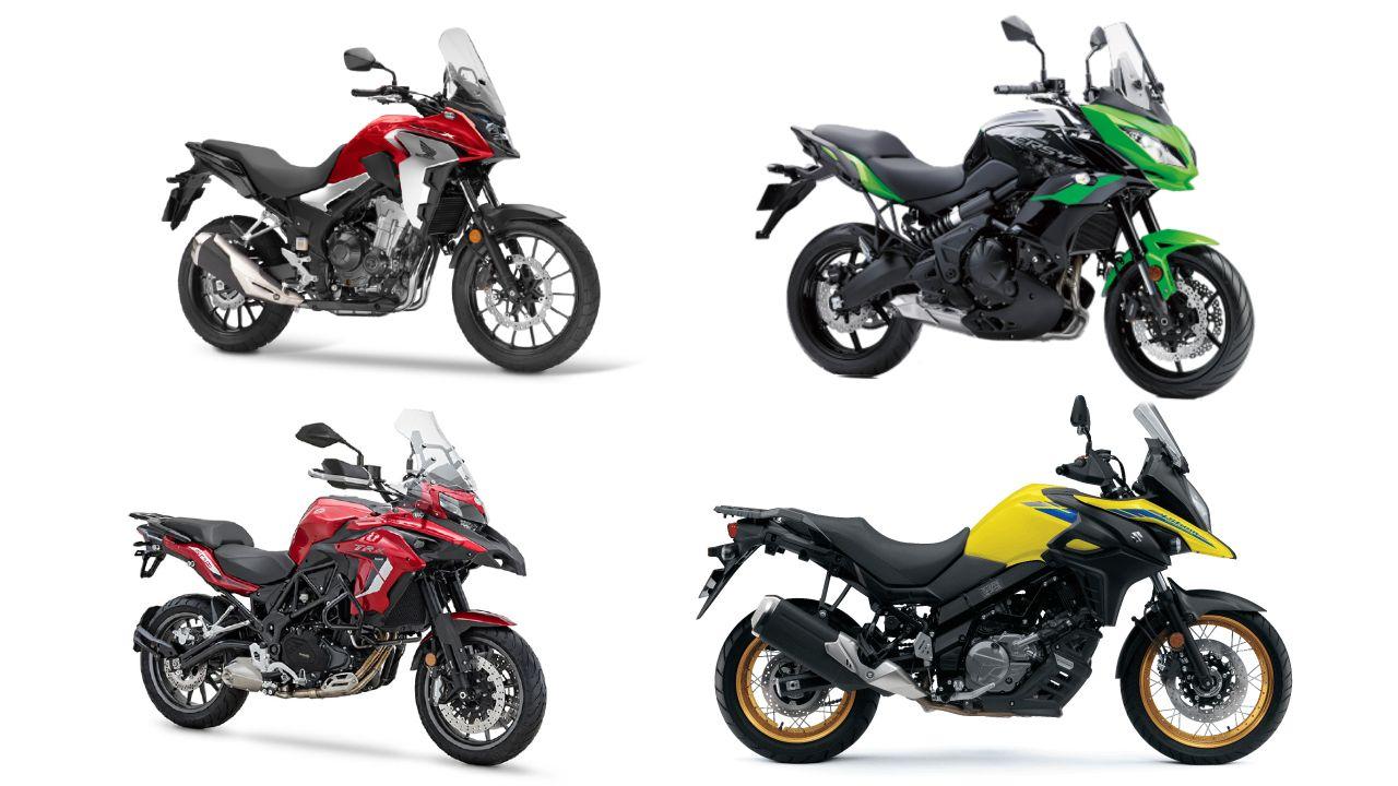 Honda CB500X Spec Comparo