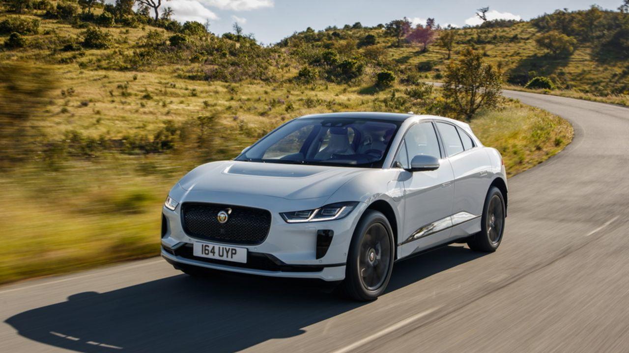 Jaguar I Pace 2021