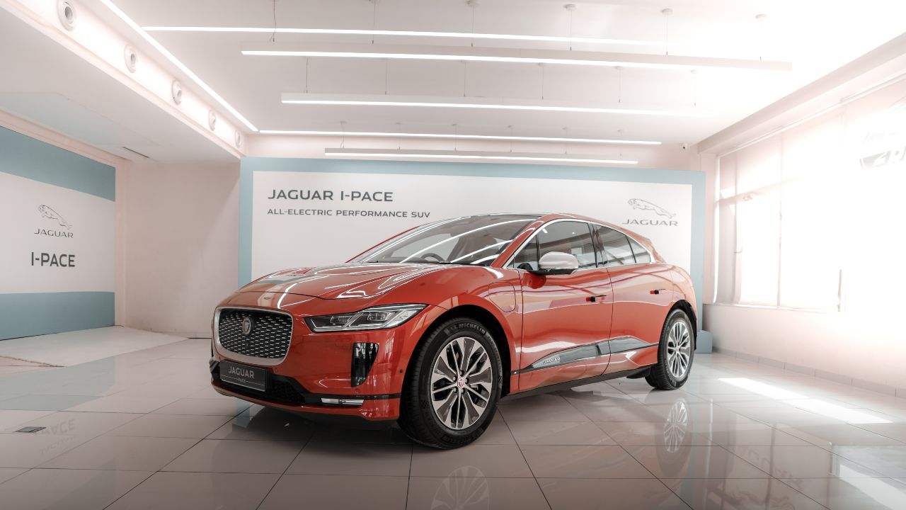 Jaguar I Pace Launched In India Preview