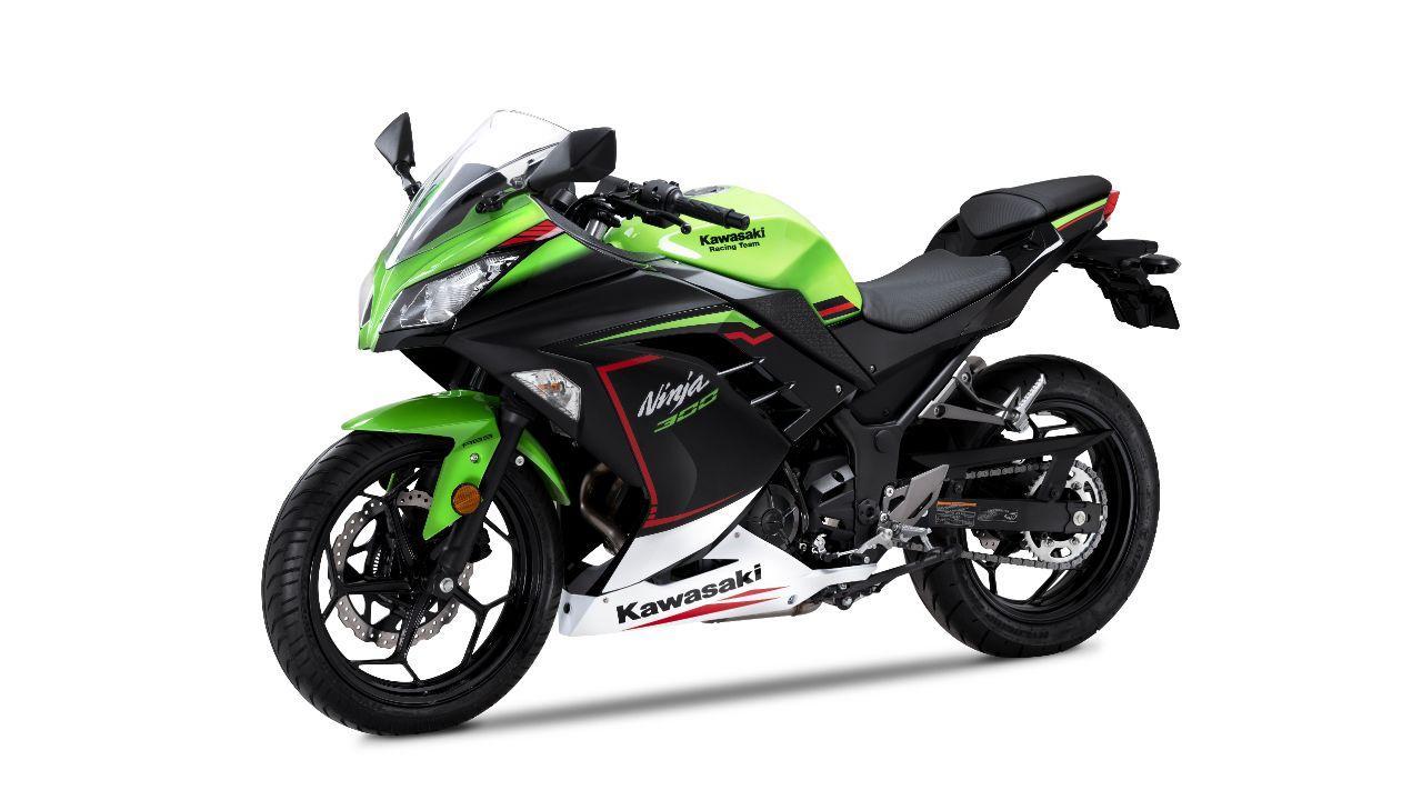 MY22 Kawasaki Ninja 300
