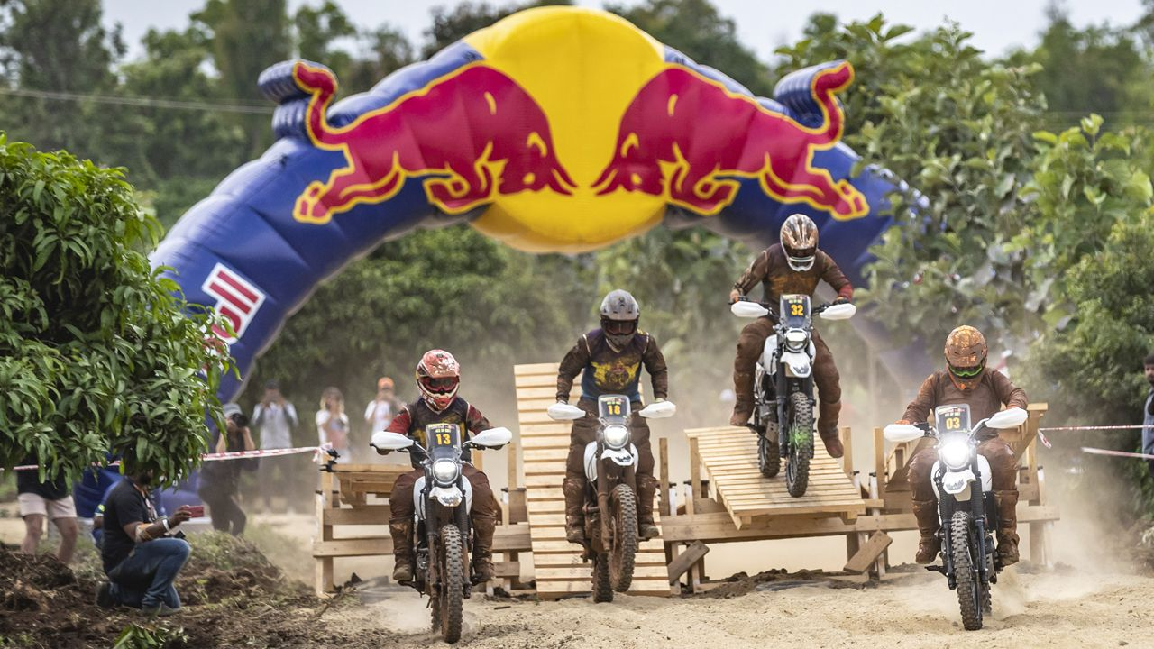 Red Bull Ace Of Dirt At Big Rock Dirtpark Action