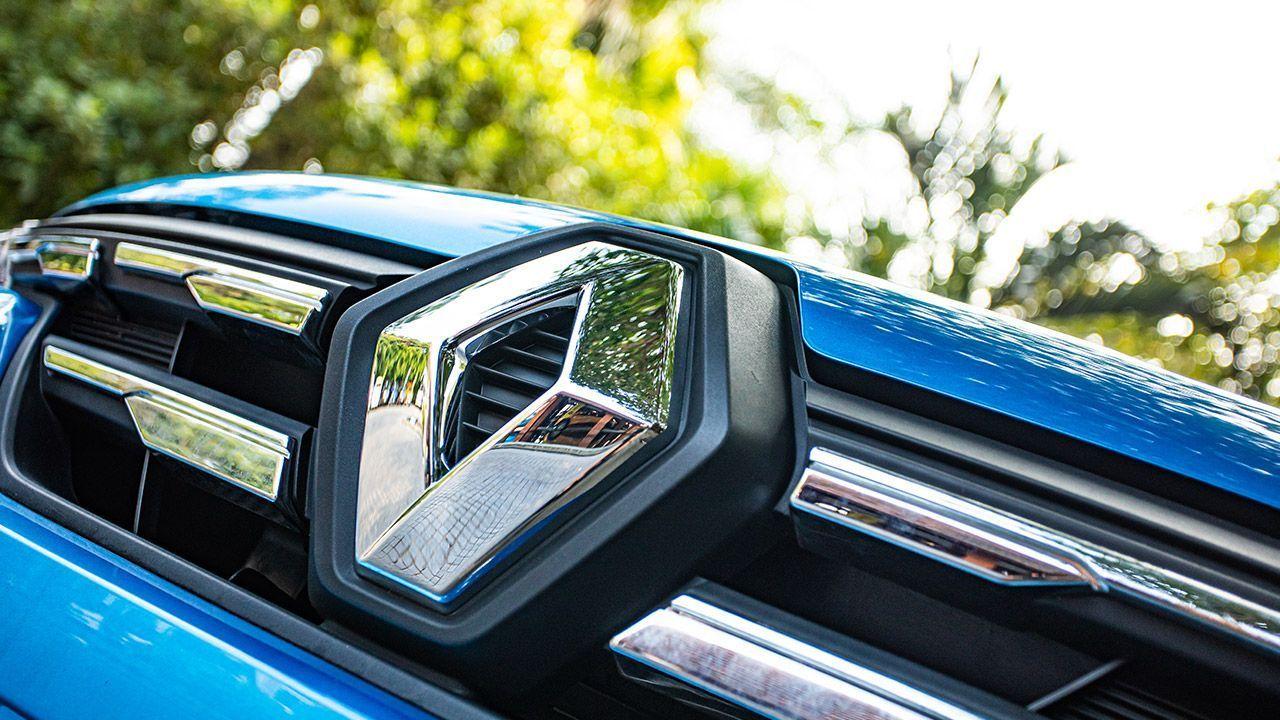 Renault Kiger Front Badge