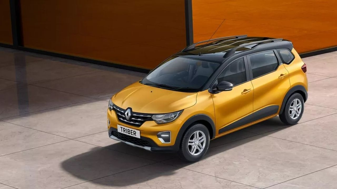 Renault Triber 2021 Update