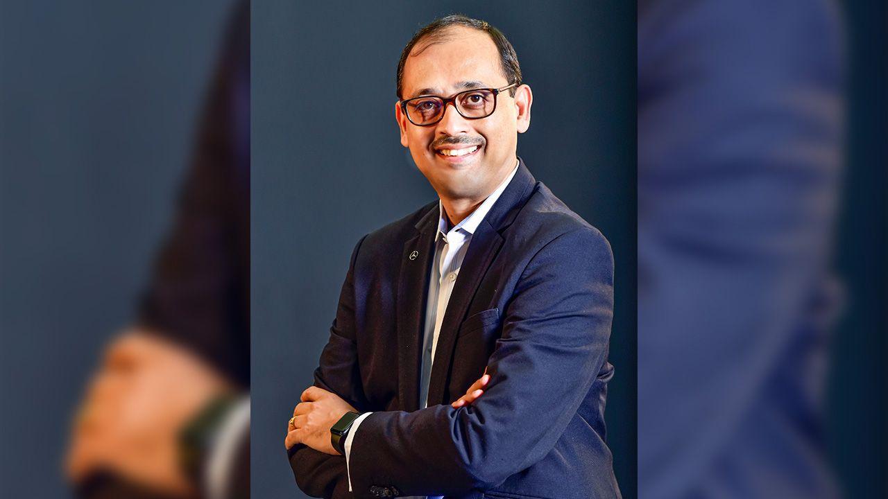 Santosh Iyer VP Sales And Marketing Mercedes Benz India
