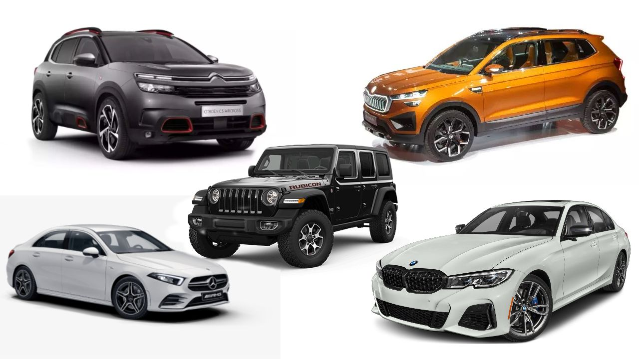 Upcoming Cars In March April