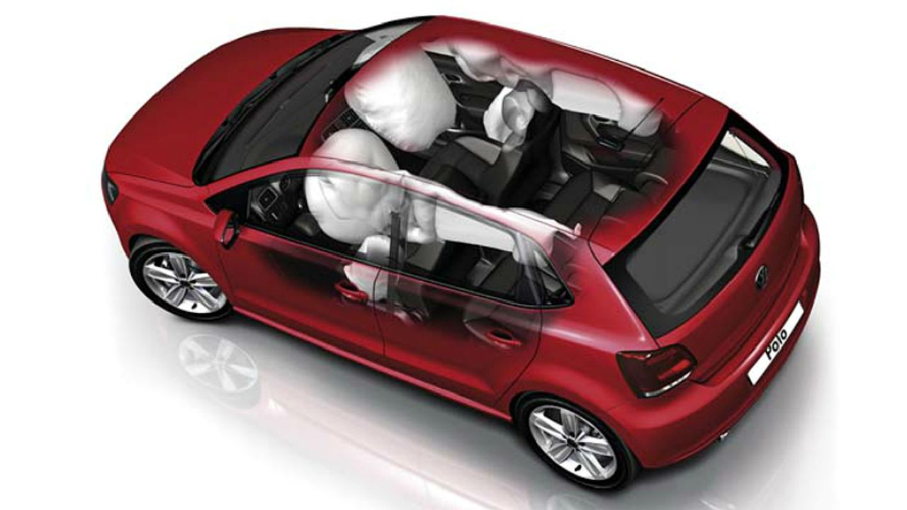 Volkswagen Polo With Airbags
