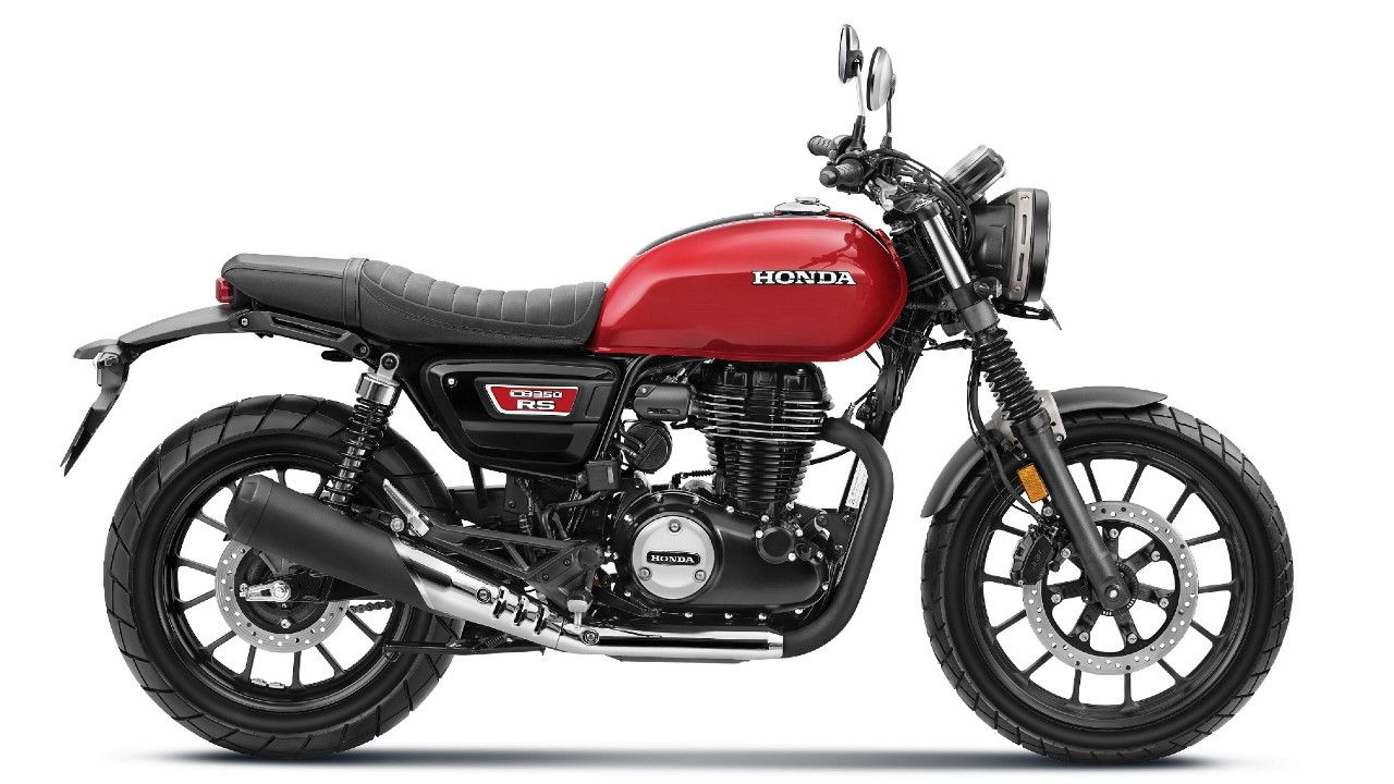 Honda Cb350rs Deliveries Commenced