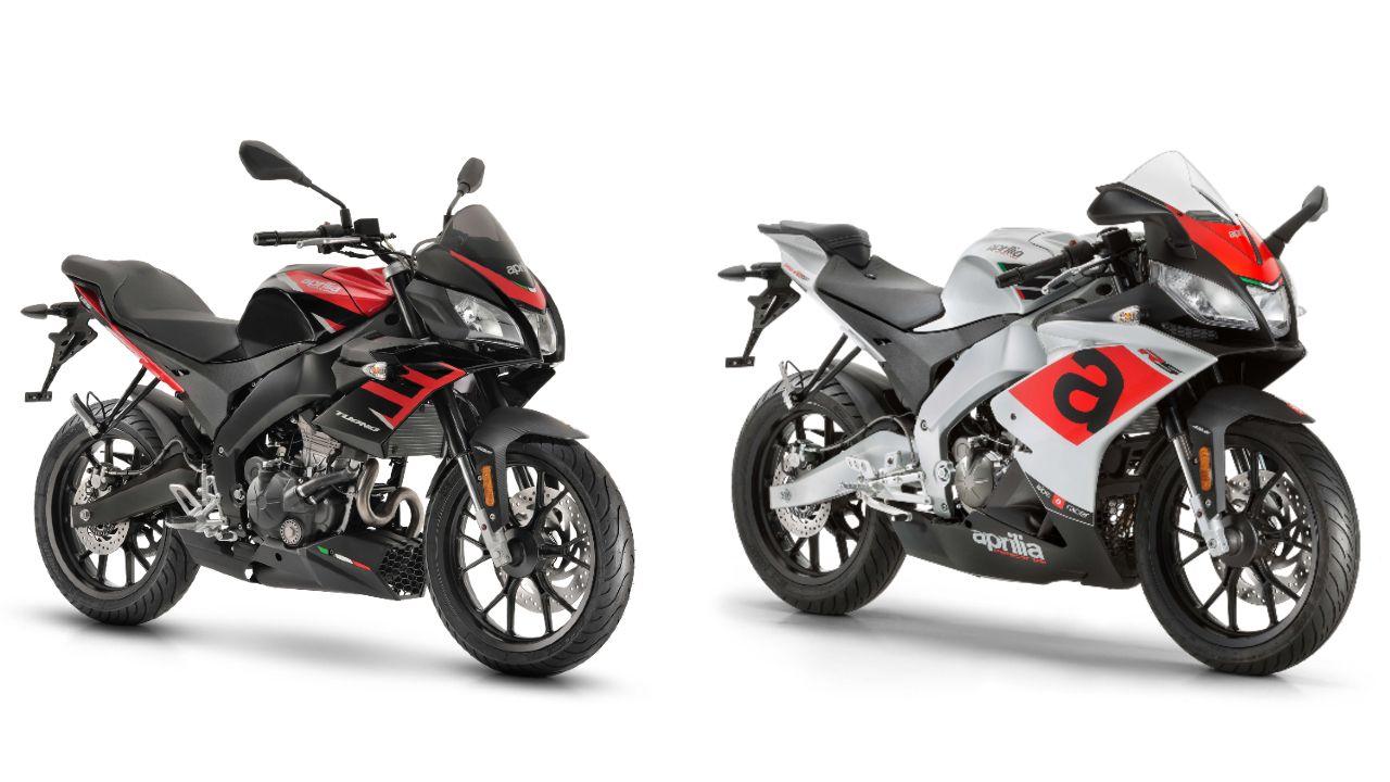 2021 Aprilia RS125 And Tuono 125 Unveiled Internationally
