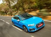 2021 Audi S5 Front Quarter Motion