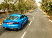 2021 Audi S5 Rear Quarter Motion