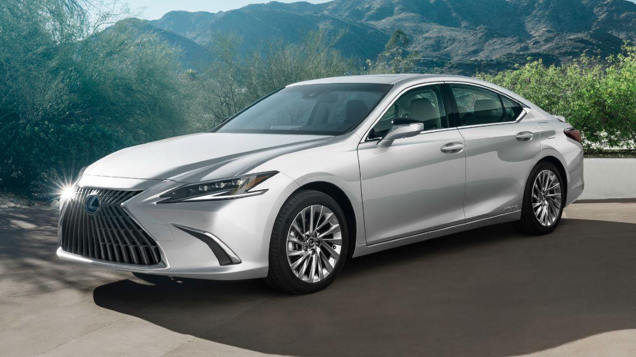 2021 Lexus ES 300h Facelift