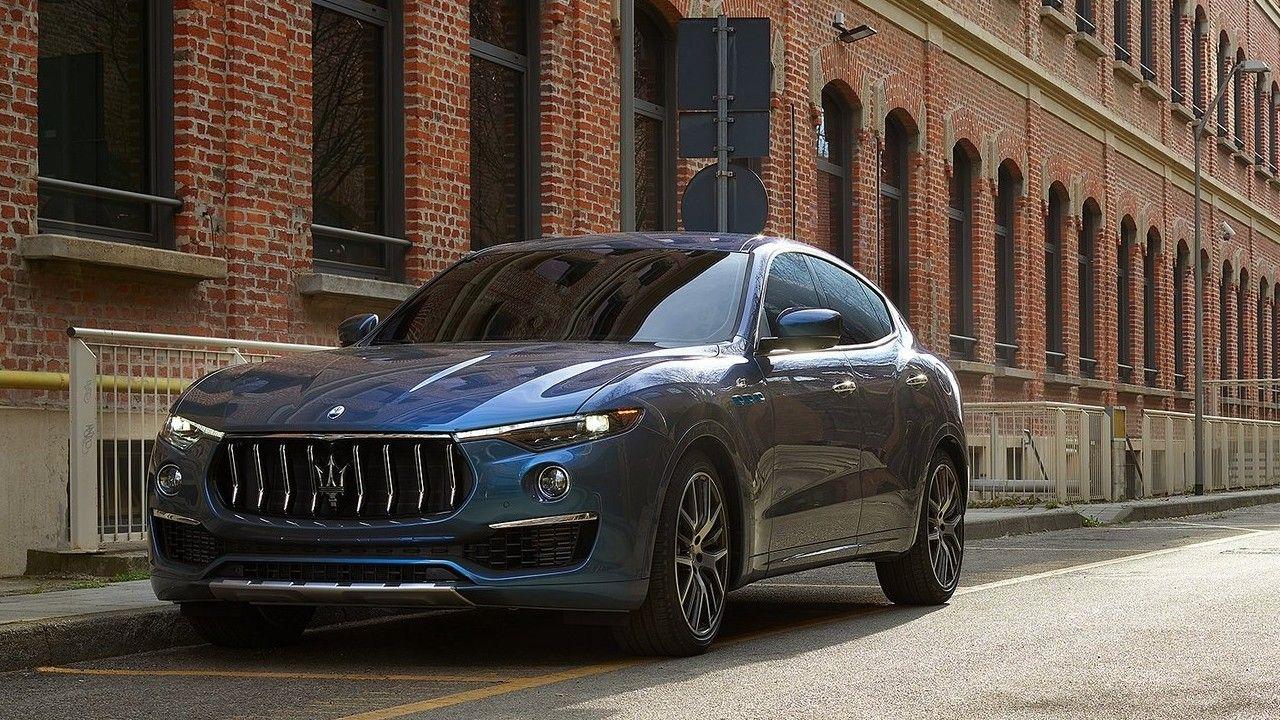 2021 Maserati Levante Hybrid Revealed India Bound
