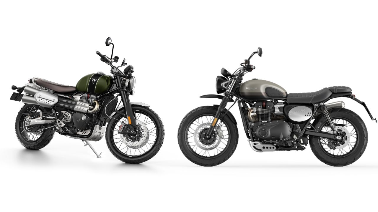 2021 Triumph Street Scrambler 900 And 1200 India Launch Confirmed