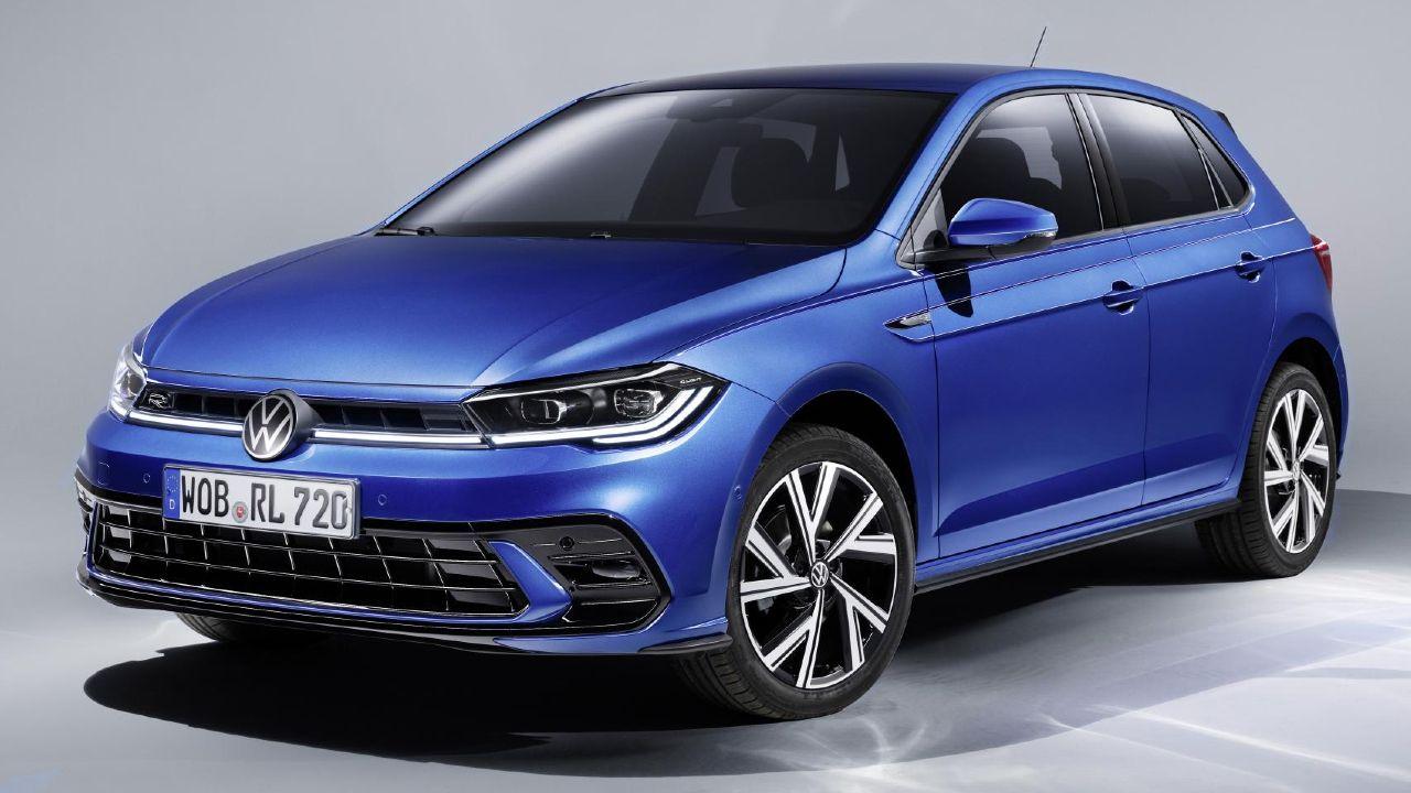 2021 Volkswagen Polo Facelift Revealed
