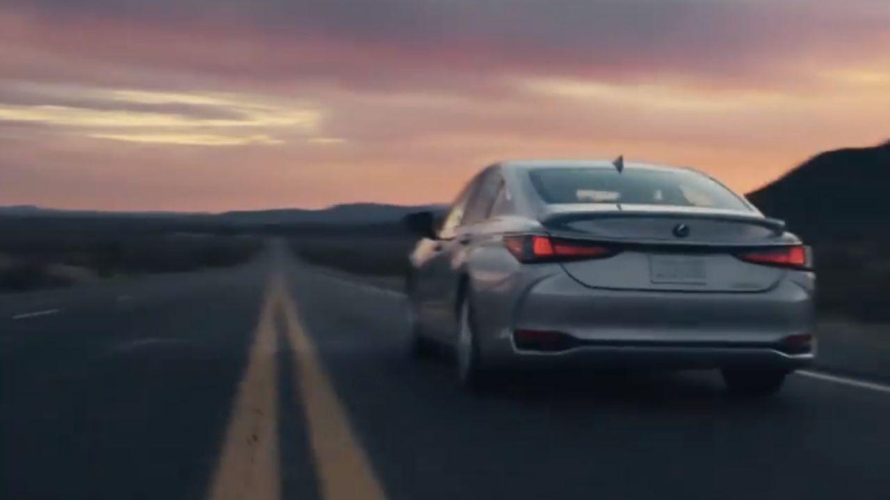 2022 Lexus ES Facelift