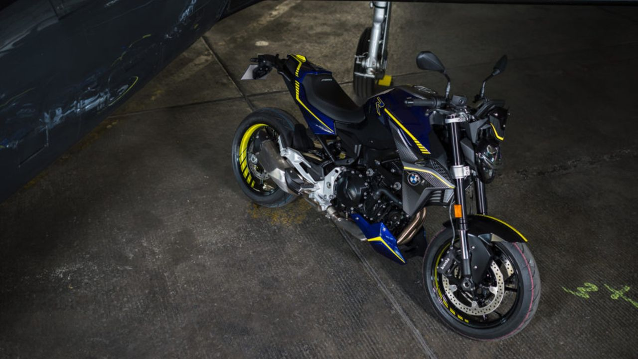 BMW F 900 R Force Edition Launched Internationally