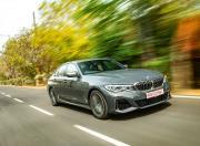 BMW M340i Front Motion Static