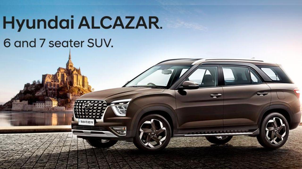 Hyundai Alcazar Details