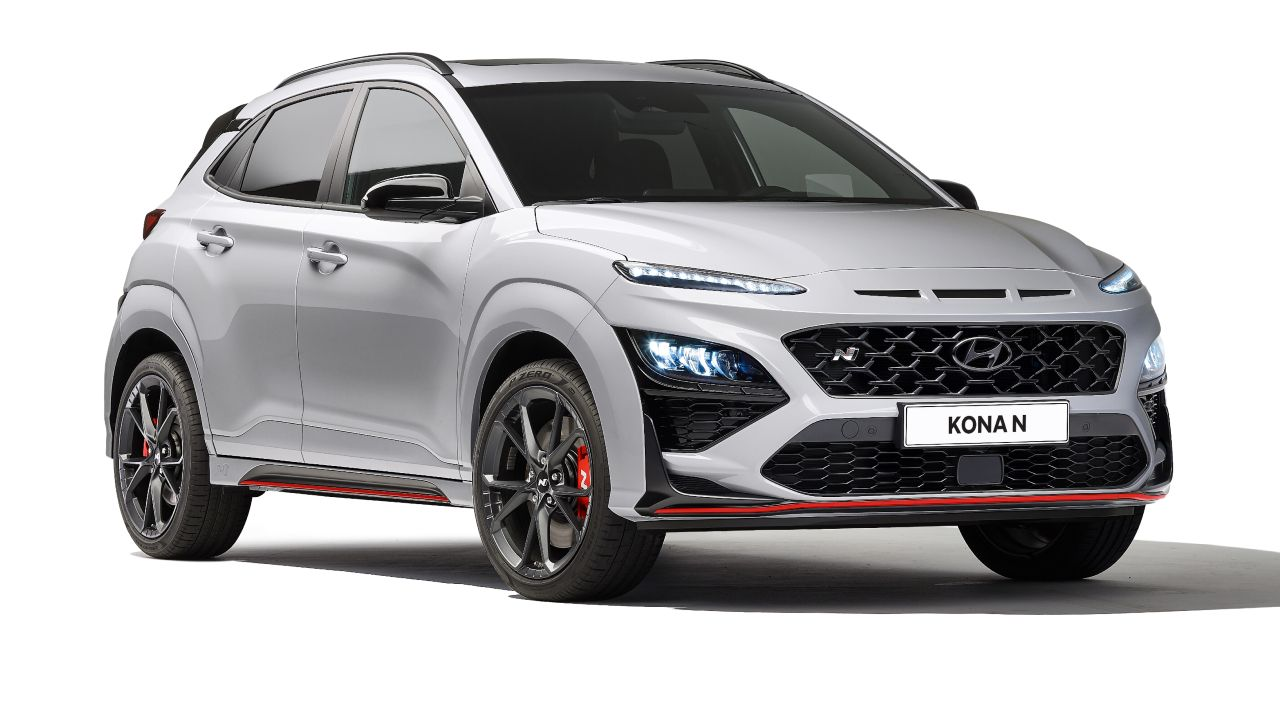 Hyundai Kona N The Hot SUV Revealed