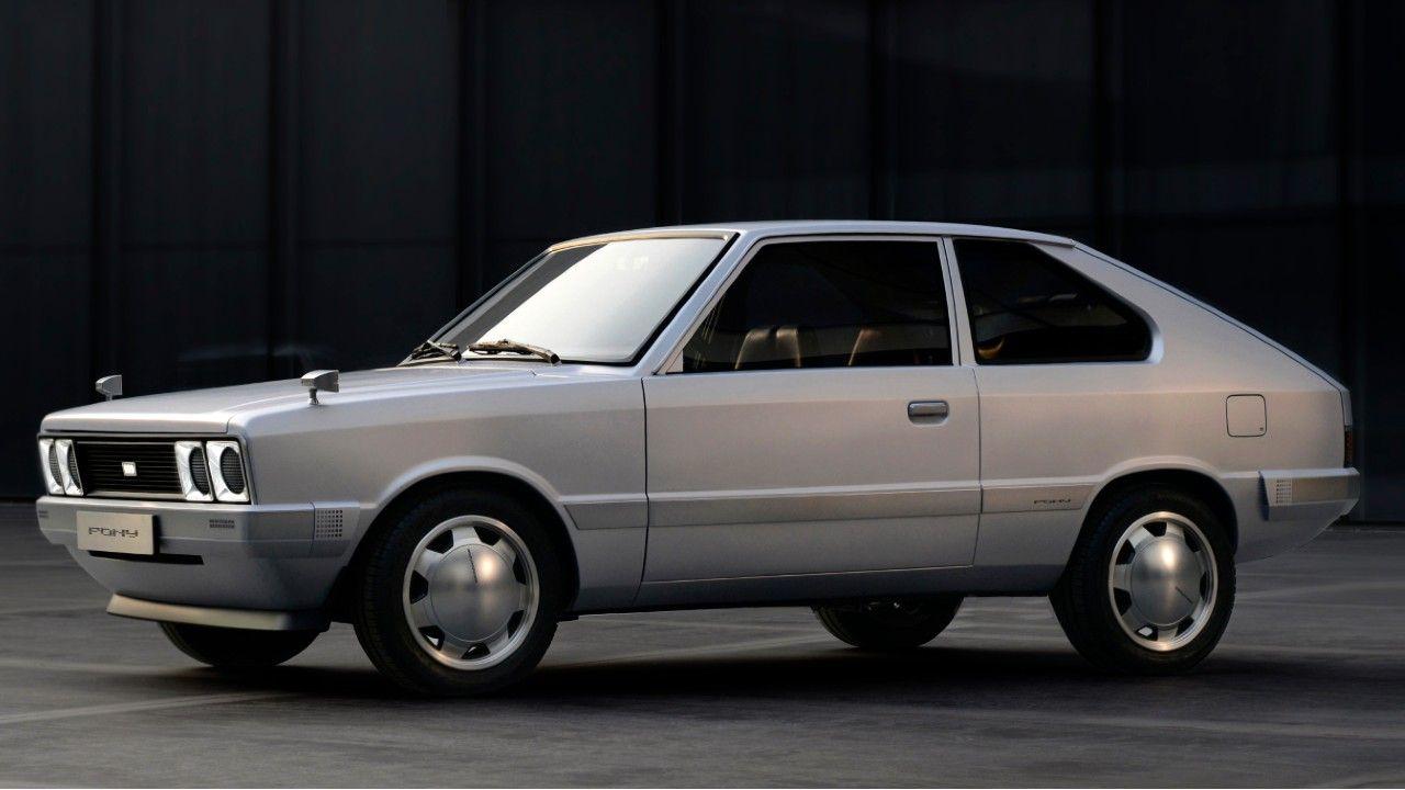 Hyundai Pony Heritage