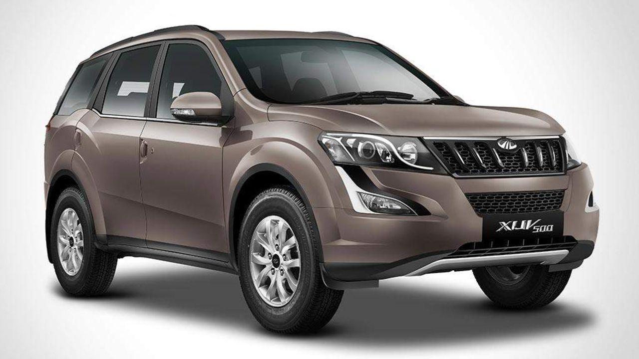 Mahindra XUV500 Discontinued