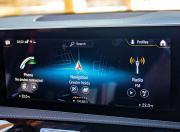 Mercedes AMG A 35 Infotainment Screen