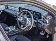 Mercedes AMG A 35 Interior