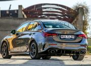 Mercedes AMG A 35 Rear Static