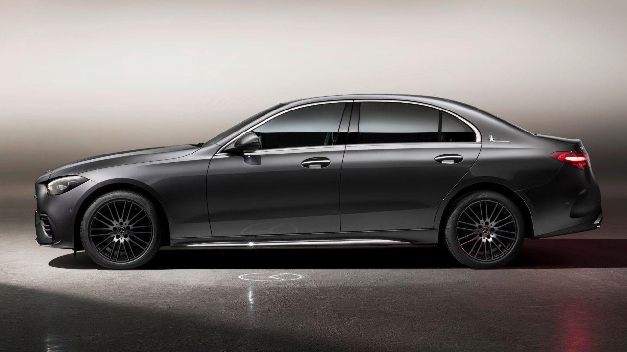 Mercedes Benz C Class L 2021