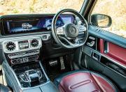 Mercedes Benz G 350d Interior