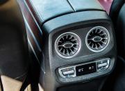 Mercedes Benz G 350d Rear AC vents
