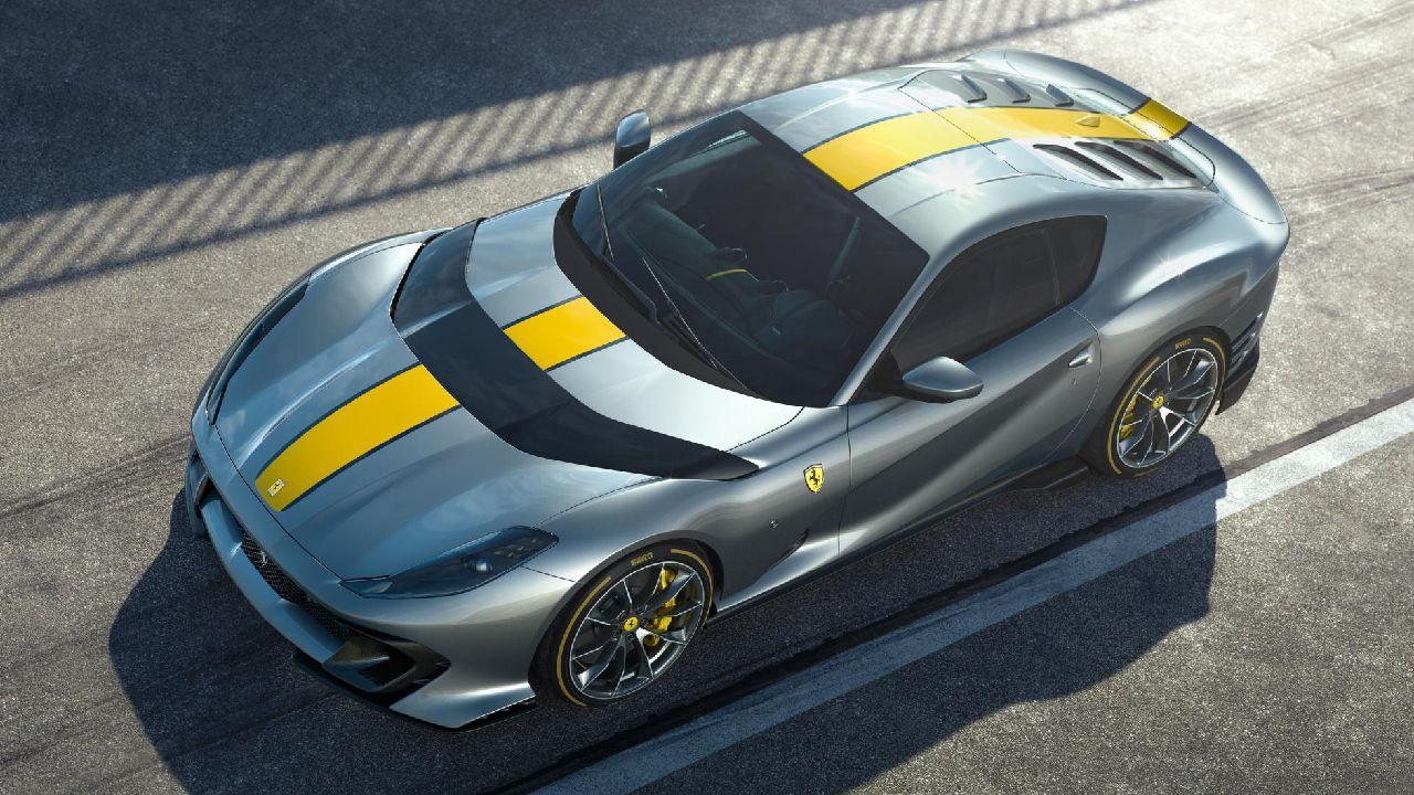 More Powerful Ferrari 812 Superfast V12